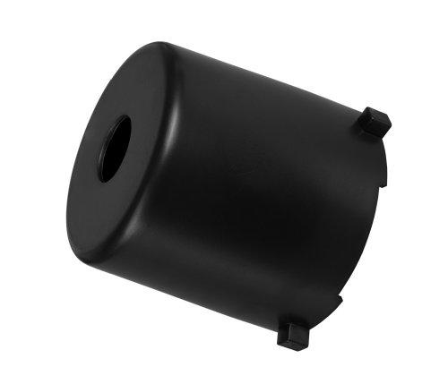 Phorex Jinbei Schutzkappe für Studioblitze mit Bowens S-Type Bajonett - Schutzabdeckung für Blitzköpfe und Pilotlampen