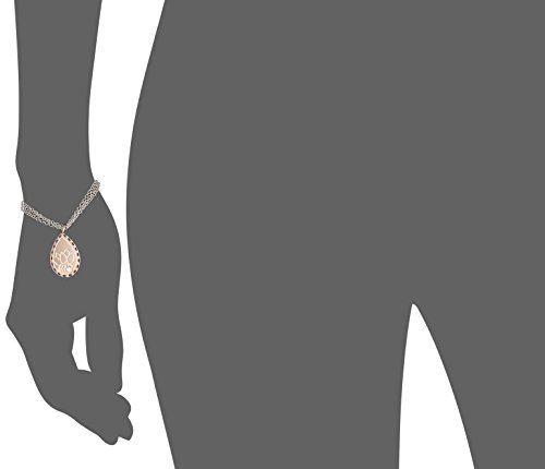 Zoom IMG-2 nomination bracciale demetra oro rosa
