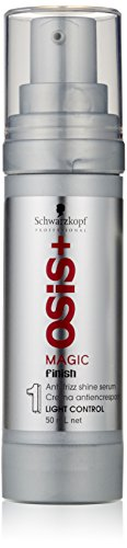 Schwarzkopf Professional Osis+ Magic Finish Antifrizz Shine Serum 50ml (Magic Osis Finish)