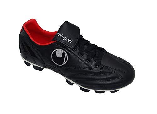 uhlsport League CL FXG, Black/Silver, Gr. 39(UK6)