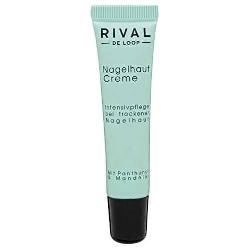 Rival de Loop Nagelhaut Creme Intensivpflege bei trockener Nagelhaut mit Panthenol & Mandelöl Inhalt: 15ml Nagelhautpflegecreme - Von Nagelhaut Creme