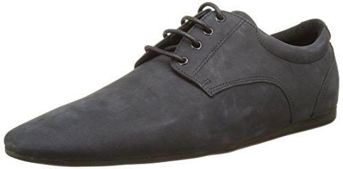 SchmooveFidji New Derby Cmba150415 - Scarpe Stringate Uomo , nero (Noir (BLACK SOLE BLACK)), 43 EU