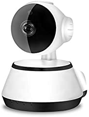Other-2724679215043 Home Security IP Camera Wireless Mini IP Camera Surveillance Camera Wifi 720P Night Vision