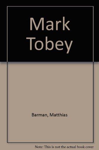 Mark Tobey por Matthias Barman