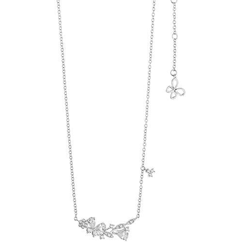 Comete collana donna gioielli farfalle trendy cod. gla 160