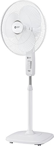 Orient Electric Snowfall 16sa01 400mm Pedestal Fan (snow White)