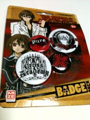 Vampire Knight - Badge Pack n°2