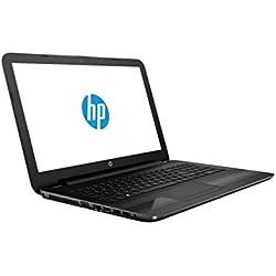Hewlett Packard W4M84EA - Ordenador portátil de 15.6 (APU AMD E2-7110 con Radeon™ R2 Graphics (1,8 GHz, 2 MB de caché, 4 núcleos) disco duro de 500 GB, 4 GB de RAM, Windows 10 Home 64), negro