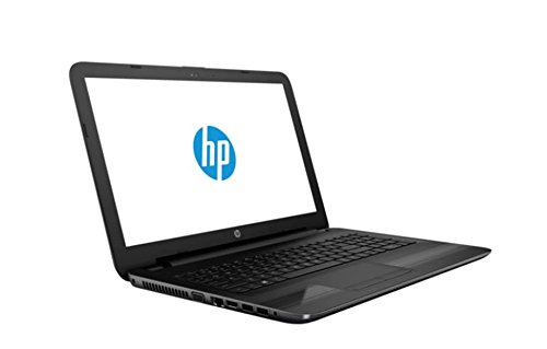 HP 927878 Laptop (AMD E-Series, 500 GB Festplatte, 4GB RAM, Win 7 Edition Home Premium) schwarz -