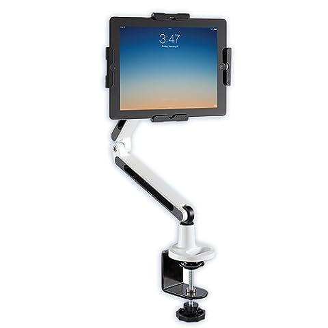 SMK-Link PadDock Pivot Dual Arm Locking Tablet Stand (VP3670)