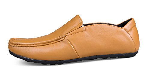 Minitoo , Mocassins homme Marron - marron