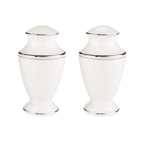 Lenox Federal Platinum Tafelservice aus feinem Porzellan, 5-teilig S&P Shakers S&P Shakers weiß -