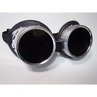 Generic DYHP-A10-CODE-1104-CLASS-7-- dunkel DIN 5 Schraubringbrille rille Autogen e DIN 5 Schutz Brille rille Schwei?erbrille n-Schut --DYHP-DE10-160828-2185