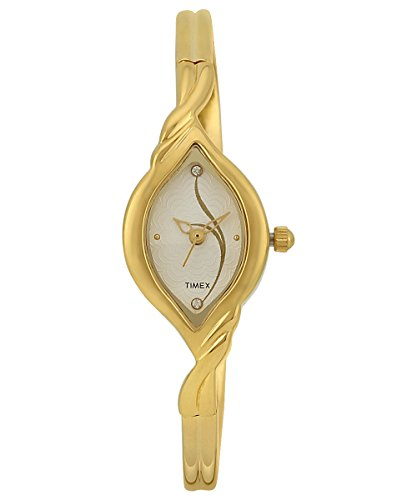 Timex Empera Analog Mother of Pearl Dial Women's Watch - JJ00