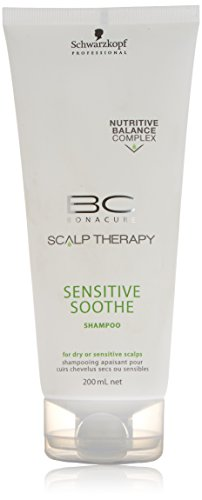 SCHWARZKOPF Professional BC Bonacure Kopfhauttherapie Sensitive Soothe Shampoo 200ml -