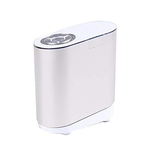 CCLAY Diffusor für ätherische Öle Diffusor für USB-Vernebelungsöle Reiner Aromadiffusor mit einstellbaren Nebel- und Zeitmodi Keine Hitze Kein Wasser Perfekt für zu Hause