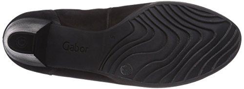 Gabor Shoes - Gabor, scarpe con tacco  da donna Nero (Nero (nero))