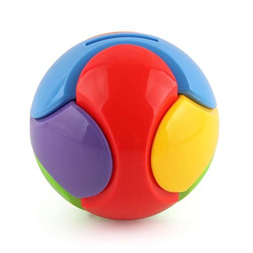 Ladrillos plástico Agarrar Mano Bola DIY Colorido