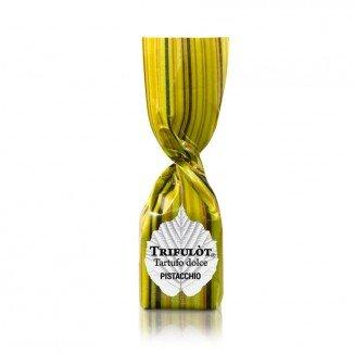 Tartuflanghe - Mini Sweet Trüffeln D'ALBA - Pistachio
