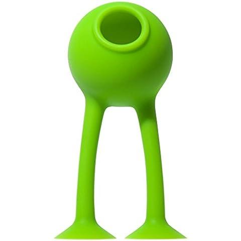 Moluk Oogi Bongo, personaggio estensibile con ventose in silicone, irresistibile compagno di (Aerei Ventose)
