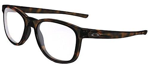 Oakley Unisex-Erwachsene OX8102 Brillengestelle, Braun/Transparent, 5