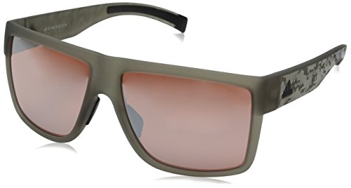 adidas Men s 3matic Rectangular Sunglasses Clay Camo 60 mm image