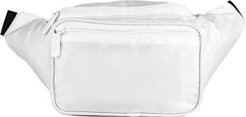 SoJourner Bags Gürteltasche Einheitsgröße solides Weiss