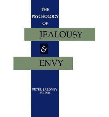 [(The Psychology of Jealousy and Envy)] [Author: Peter Salovey] published on (March, 1991)