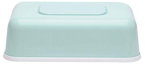 bébé-jou 423026 Feuchttücherbox, mintgrün