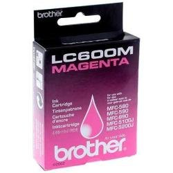 Brother LC-600M Cartouche d'encre d'origine Magenta