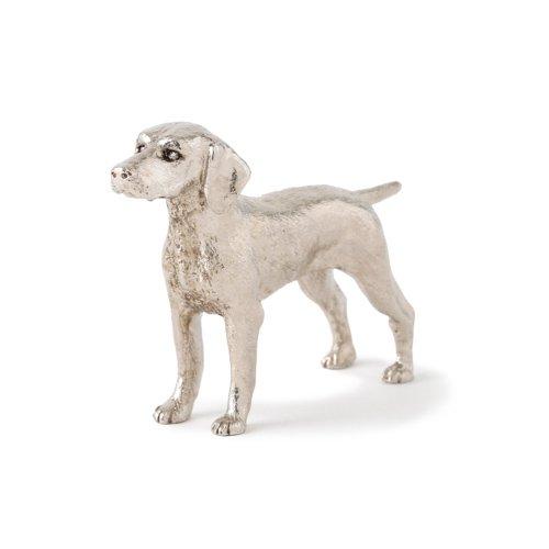 Bracco ungherese Made in UK, Collezione Statuetta Artistici Stile Cani