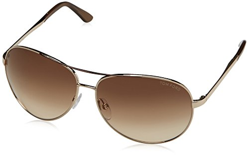 Tom Ford Sonnenbrille FT0035_M_772 (62 mm) Dorado, 62