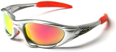 X-Loop 'Extreme' Gafas de Sol - Deporte - Esqui - Ciclismo (Incluso Estuche, Funda - Vault Case)