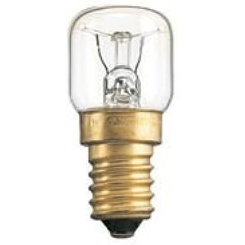 LEUCI LAMPADINA PERA E14 W 15 FORNO Pz.2 LEUCI - Forno Pera