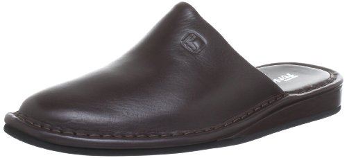Fortuna Füssen Flex 438001-02, Chaussons homme Rouge (Bordo 111)