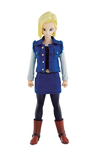 sio of Dragonball Android No. 18 - Figur [19 cm] ()