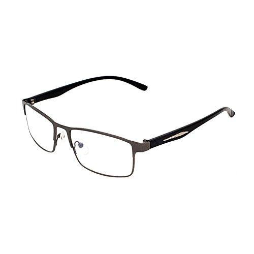 nisex Kurzsichtigkeit Brillen Kurzsichtig Kurzsicht Eyewear Leistung -1.00~-6.00 Brille für Studenten Lehrer (Diese sind nicht Lesen Brille) (Lehrer Wahl)