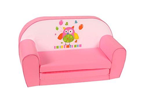 Knorr-Baby 430305 Kinder Schlafsofa Eule (Sleeper Sofa)