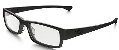 Oakley RX Eyewear Montures de lunettes OX8046 Airdrop Pour Homme Satin Black, 51mm 804601: Satin Black