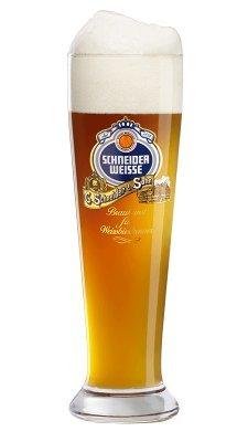 Schneider Weisse Pint Glas
