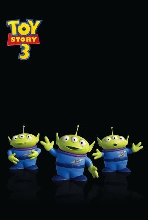 Toy Story 3 - Squeeze Toy Aliens - U.S Movie Wall Poster Print - 43cm x 61cm / 17 Inches x 24 Inches A2 Disney