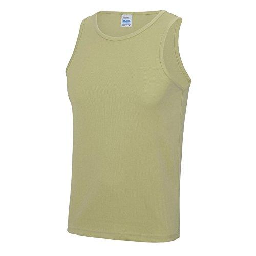 AWDis Herren Modern T-Shirt Gr. XXL, Desert Sand (T-shirt Sand-military Desert)
