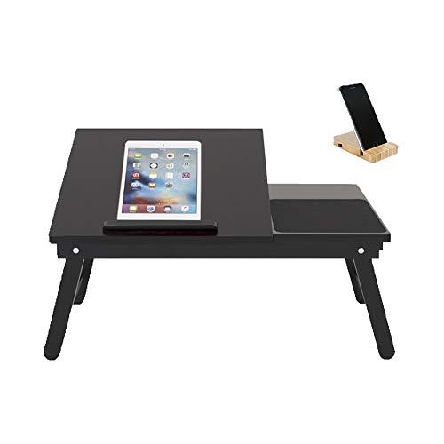 TH Faltbare Laptop Tisch Computer Schreibtisch Bett Nutzung Kleine Tabelle Wohnheim Zimmer Faul Schreibtisch