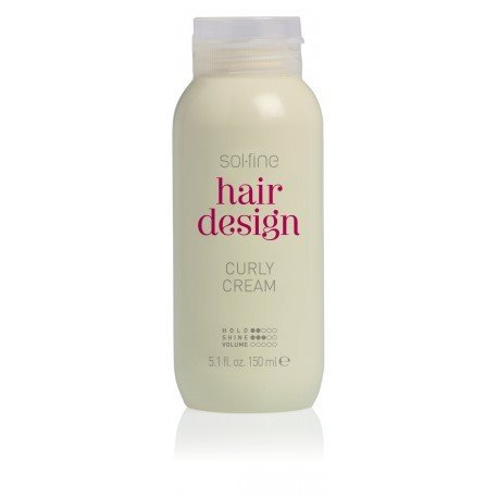 Crema arricciante Curly Cream Solfine
