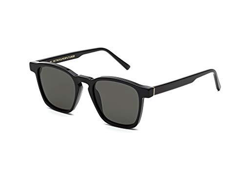 Sonnenbrillen unisex Retrosuperfuture Unico Black