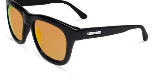 Converse Sunglasses B003 Black Mirror 54