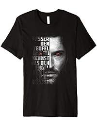 Besser Den Teufel Den Du Kennst - Lucifer Shirt Für Fans