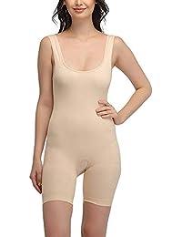 577f705cb Twiclo Seamless Slim Bodysuit Shape wear Ladies Full Body Shape Compression  Bracer Inner wear