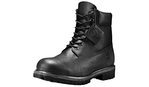 Timberland 6-Inch Premium, Bottines Classiques Homme black riptide galloper (A1MA6)