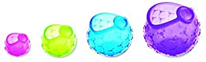 Fusionbrands CoverBlubber Reusable Stretchable Food Saver - Set of 4
